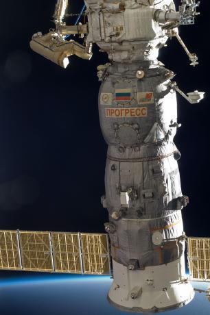 Russian Cosmonaut Sergei Volkov