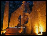 Orbs in LUXOR / Egypt