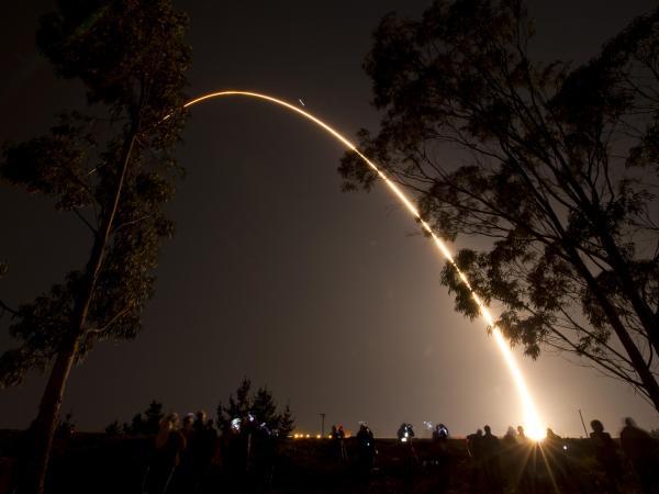 NPP Launch Arc
