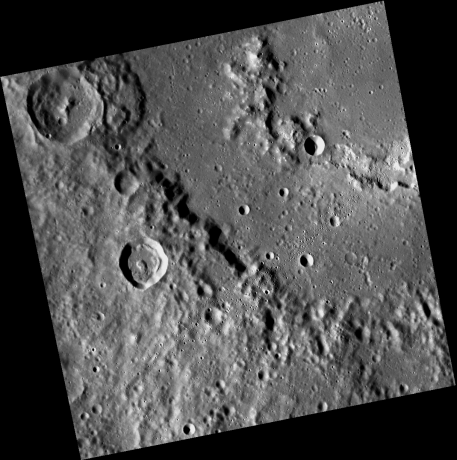 Mercury - The Palette of Praxiteles