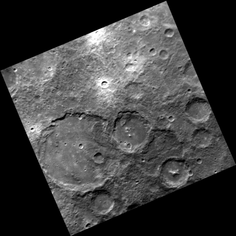 Mercury - Where the Craters Have No Name