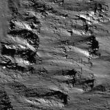 Lunar Reconnaissance Orbiter - Outcrops in Laplace A