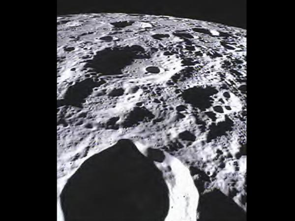 GRAIL - Far Side of Moon Imaged by MoonKAM
