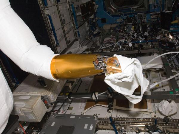 International Space Station - Robonaut 2 Systems Upgrades