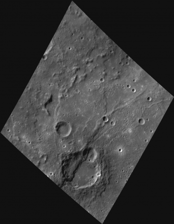 Mercury - Portrait of a Scarp