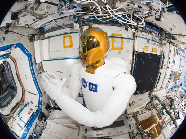 International Space Station - Robonaut 2