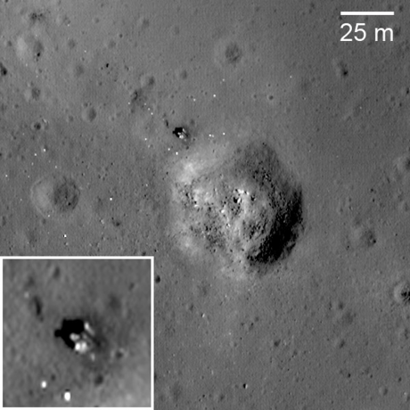 Lunar Reconnaissance Orbiter - Mare Crisium: Failure then Success (Luna 24)