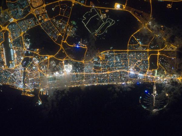 International Space Station - Dubai, United Arab Emirates