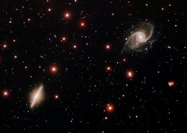 Spiral Galaxies NGC 5905 & NGC 5908