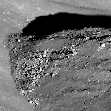 Lunar Reconnaissance Orbiter - Ryder Spectacular!