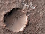 Mars Reconnaissance Orbiter - Old Salt
