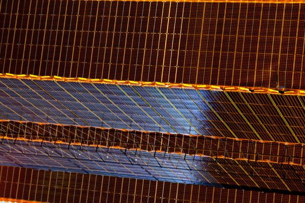 International Space Station - Solar Panels