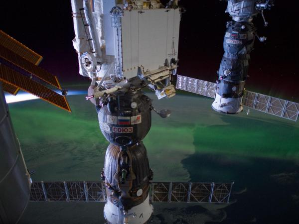 Millionth Space Station Photo