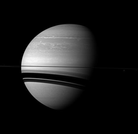Cassini - Quieted Storm