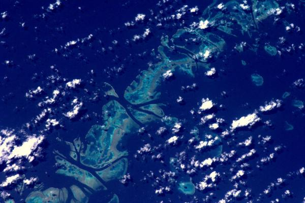 International Space Station - Great Barrier Reef