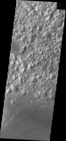 Mars Odyssey - Chaos