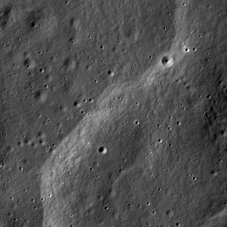 Lunar Reconnaissance Orbiter - Not Your Average Scarp