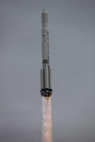 Proton K Launch