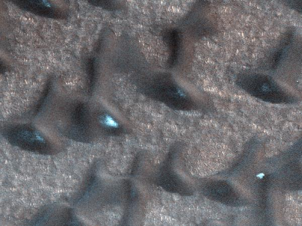 Mars Reconnaissance Orbiter - Summer is on Its Way
