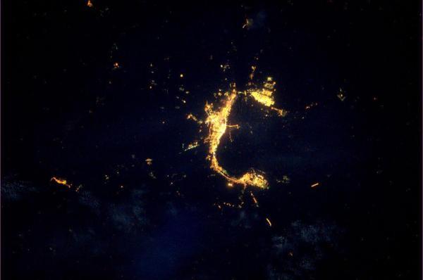 International Space Station - Volgograd
