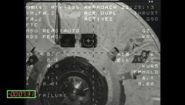 ATV docking