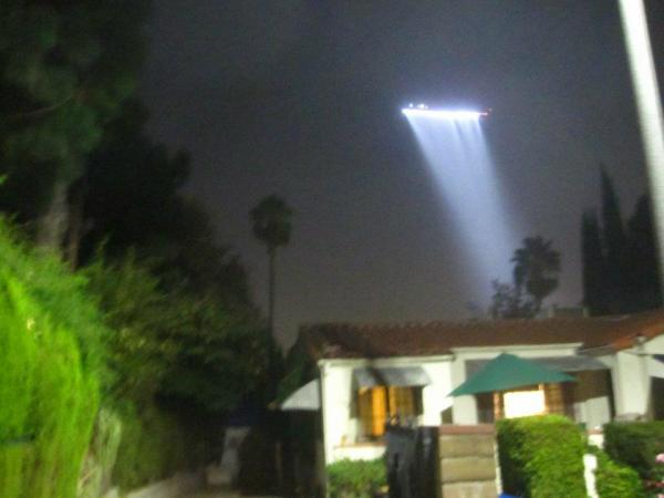 UFO LA