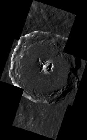 Mercury - Sneek Peek at a Peak