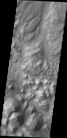 Mars Odyssey - Ares Vallis