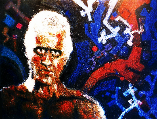 Rudger Hauer in 'Blade Runner'