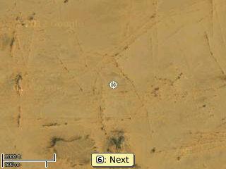 Strange Lines in Egypt