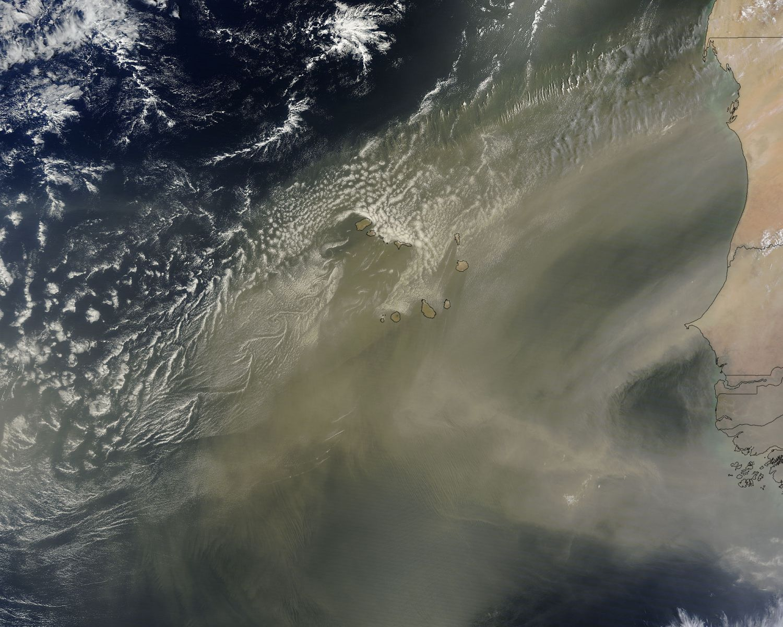 dust storms nasa - photo #27