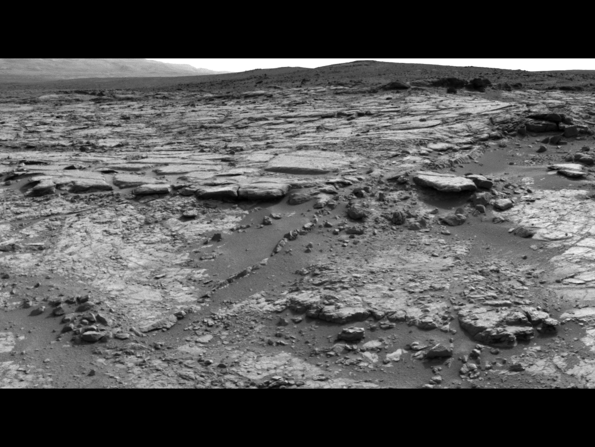 mystery rover curiosity white rock - photo #26