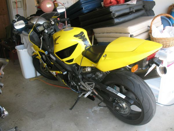 My Old Bike.