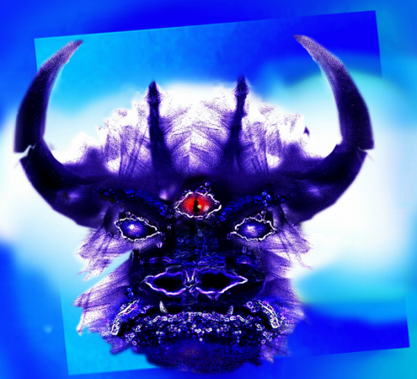 THIRD EYE MINOTAUR