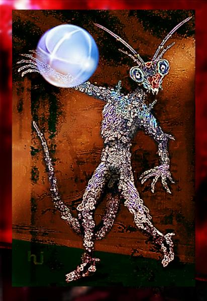 Alien Insectoid
