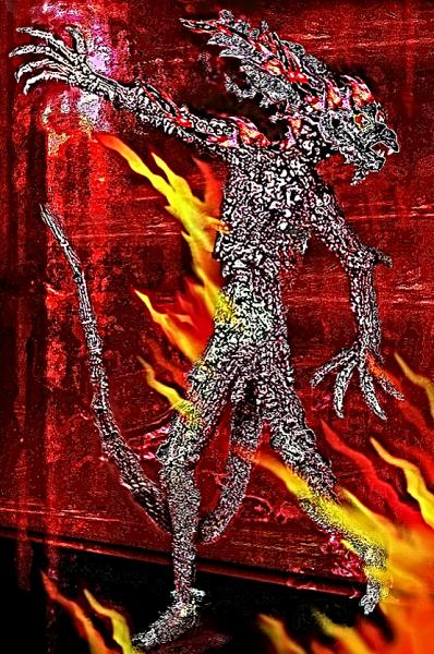 FIRE DEMON 2