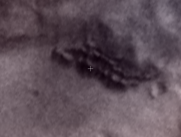 Mars monuments