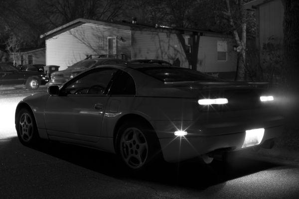 Kevin's 300ZX TT