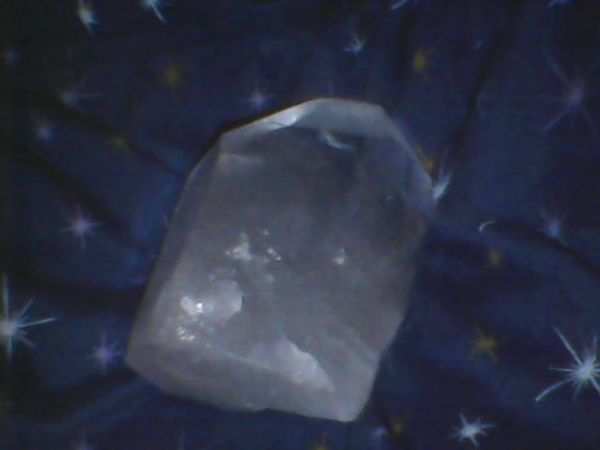 Fair bought crystal