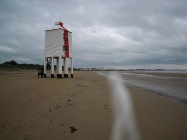 Burnham On Sea Ghost 07.08.12
