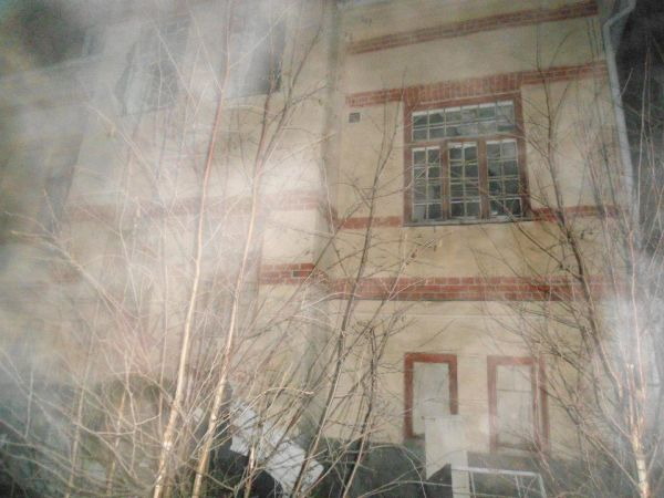 Norrfly-Abandoned Mental Asylum