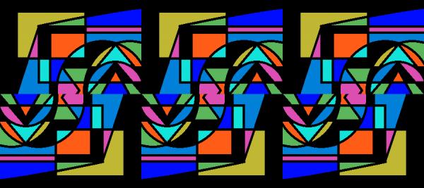 Sacred geometry 34 C