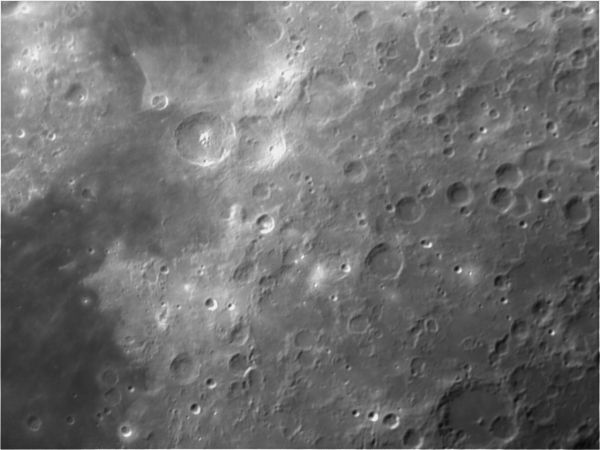 Luna surface