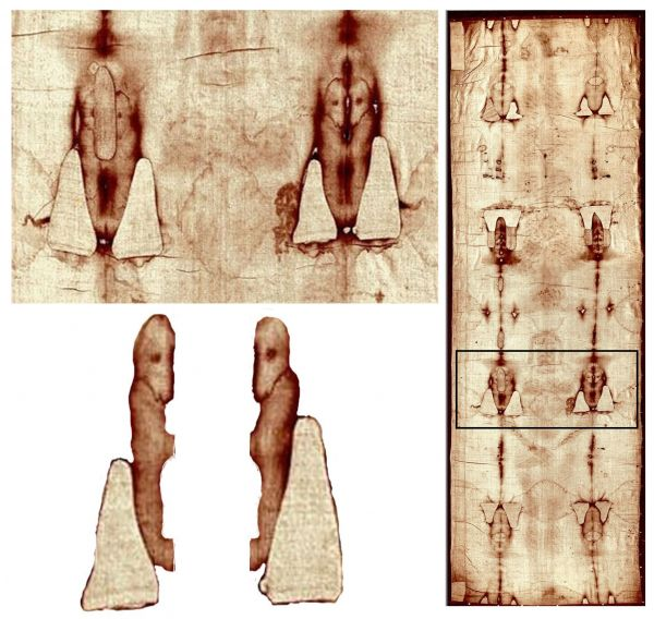 The Shroud  of  Turin : New  Evidence  of     Authenticity.