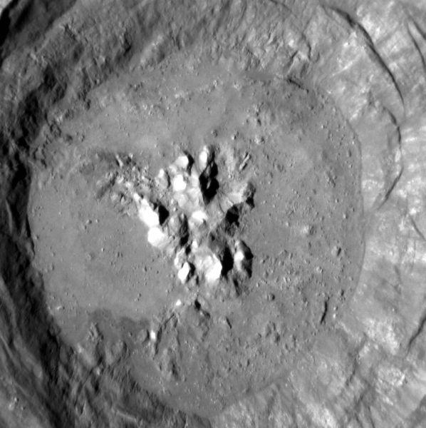 Mercury - Fonteyn Crater