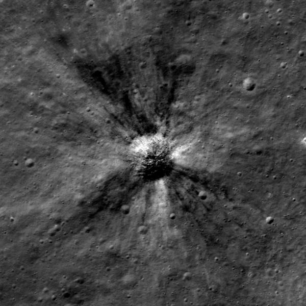Lunar Reconnaissance Orbiter - A Beautiful Impact