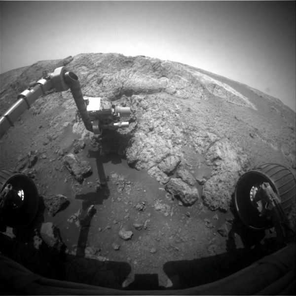 Opportunity Investigation Target &quot;Onaping&quot;