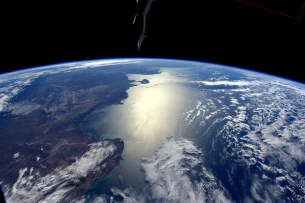 International Space Station - Photos by Andr� Kuipers
