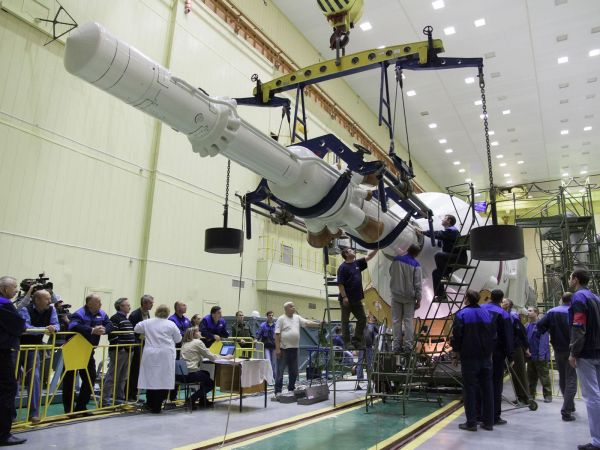 Soyuz TMA-06M Spacecraft