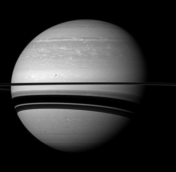 Cassini - Serene Scene